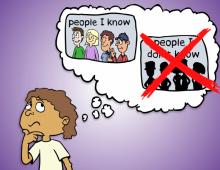 """NetSafe Episode 7: Understanding Online """"Friends"""" (Grades 4-6)"""