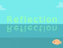 Math Shorts Episode 4 – Reflection