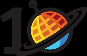 10 Years Logo